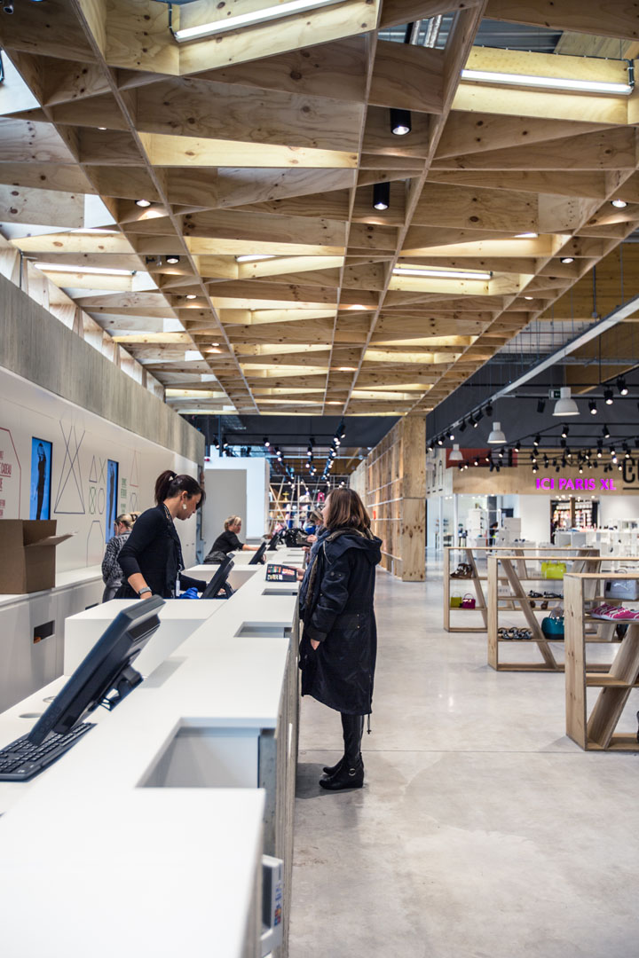 187 Upside Department Store By Atelier M G Herstal