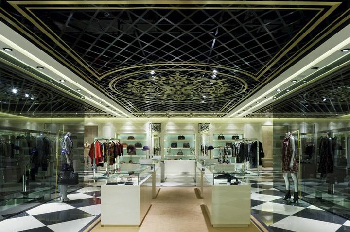 187 Vakko Istinye Park Store By Autoban Istanbul