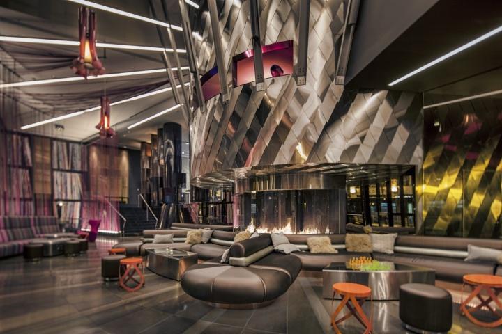 W hotel seattle by skylab architecture seattle washington - Ristorante bagno marino archi ...