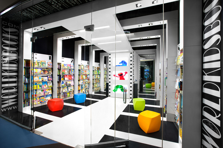 World Kids Books Store By Red Box ID Vancouver Canada