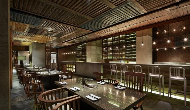 Yakiniku master restaurant by golucci international