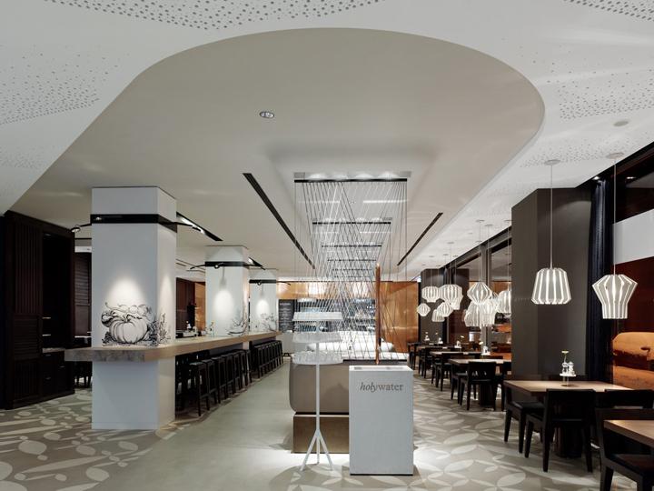 holyfields restaurant by ippolito fleitz group frankfurt retail design blog. Black Bedroom Furniture Sets. Home Design Ideas