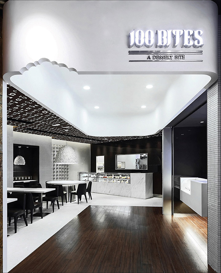 100 bites