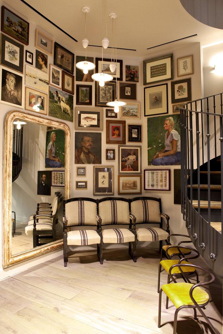 187 Aigle Flagship Store Paris