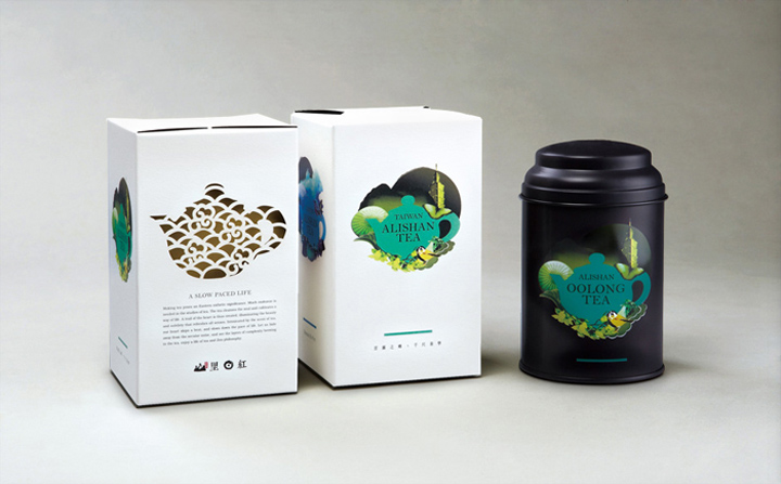 Alishan Tea Branding And Packaging By Victor Design