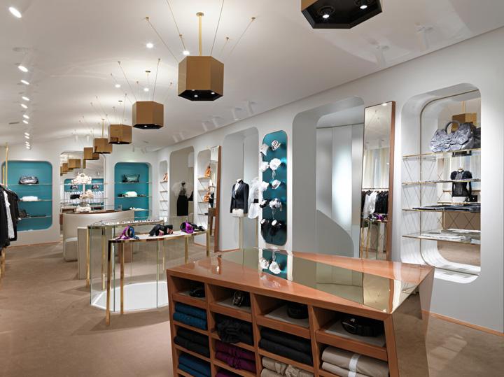 anne fontaine boutique by gabriel kowalski paris retail design blog. Black Bedroom Furniture Sets. Home Design Ideas
