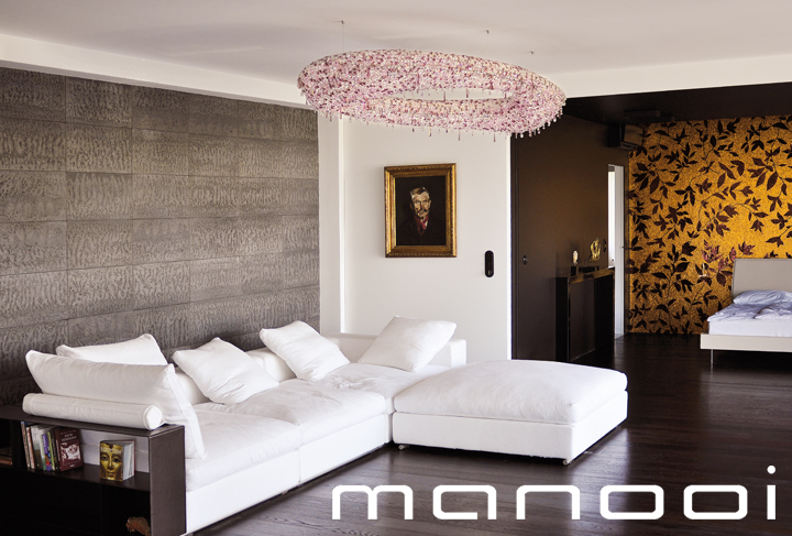 TOP 10 FAMOUS LAMPS Artica chandelier by Manooi