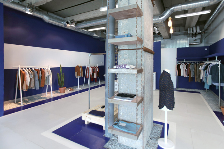 Shopping at Swords-Smith, a New Clothing Store in Williamsburg