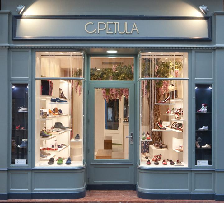 C petula shoe store paris - Home design decoro shopping ...