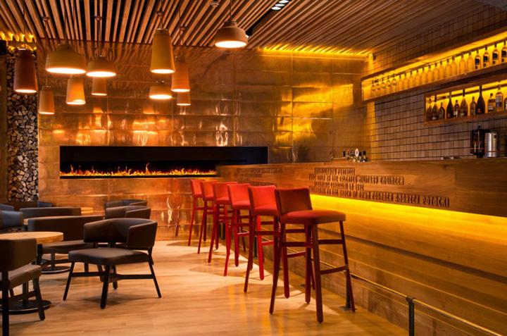 187 Corassini Grill Amp Wine Restaurant By Yod Design Lab