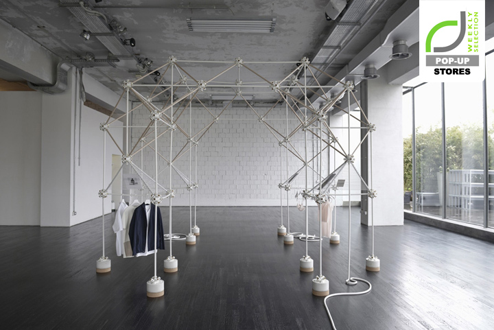 POP-UP STORES! COS pop-up concept store by Remy Clémente ...