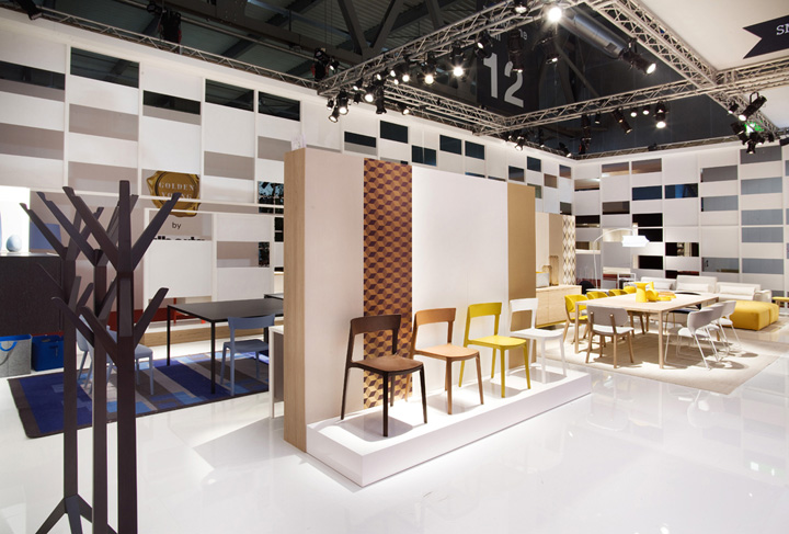 » Calligaris stand at Salone Del Mobile 2013 by Nascent Design, Milan