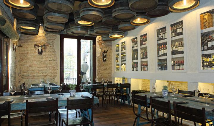 187 Casa Guinart Restaurant By Scattarella Dissenyados
