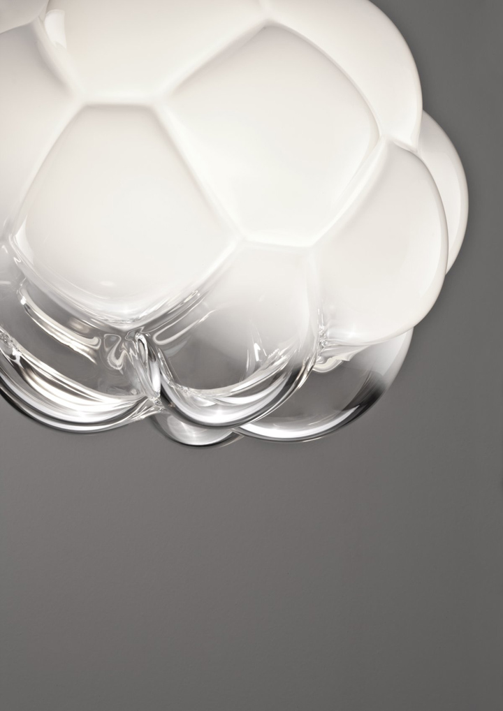cloudy by mathieu lehanneur for fabbian retail design blog. Black Bedroom Furniture Sets. Home Design Ideas