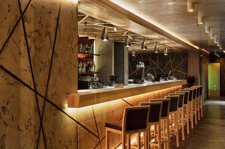 Concrete Bar amp Restaurant By Yunakov Studio Kiev