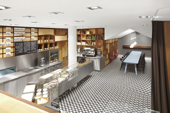 das brot bakery by designliga wolfsburg germany. Black Bedroom Furniture Sets. Home Design Ideas