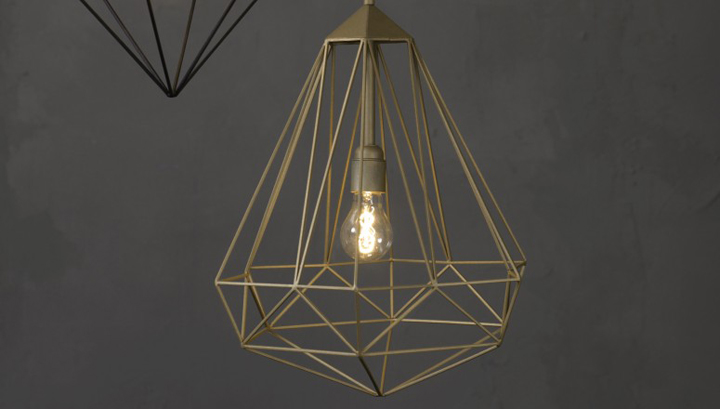 TOP 10 FAMOUS LAMPS Diamonds light by Sylvie Meuffels for JSPR
