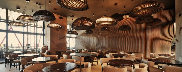 Don Cafe House By Innarch Pristina Kosovo Retail