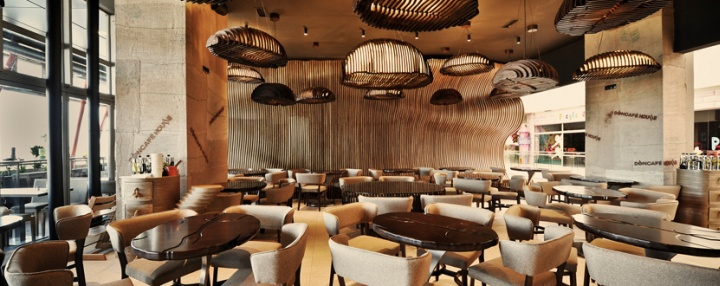 cafe » Retail Design Blog