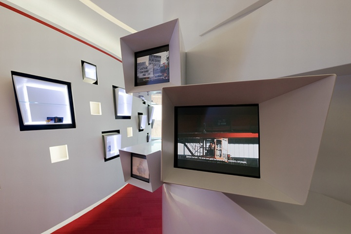 187 Dupont Innovation Center By Arch Group Moscow