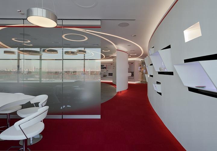 Innovation center retail design blog for Office design for innovation