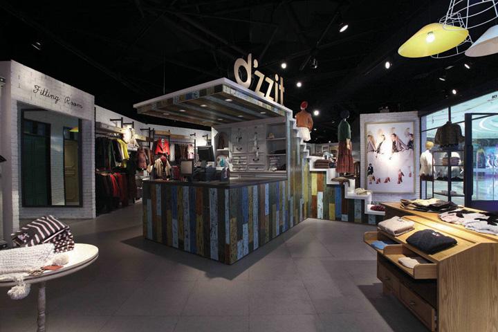 187 D Zzit Fashion Store By Purge China