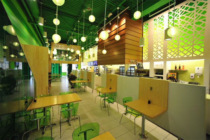 Edamame sushi grill by bass studio architects