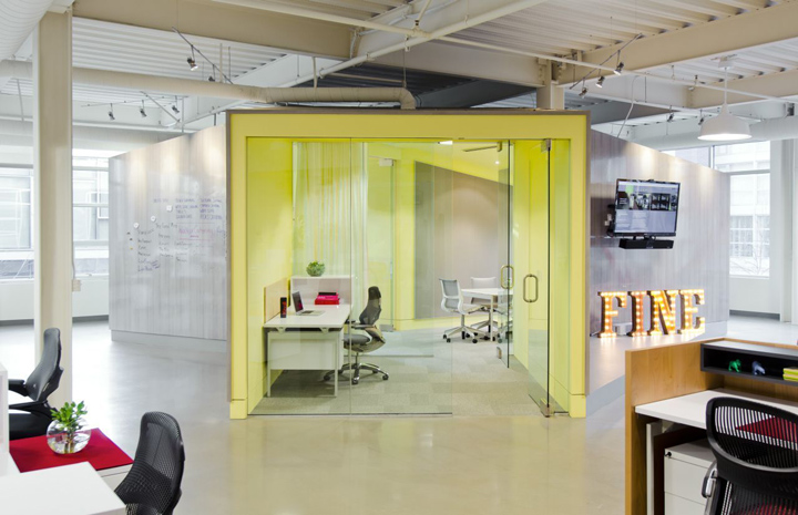 FINE Design Group Office By Boora Architects Portland Oregon