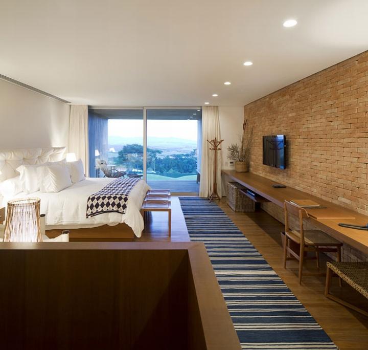 Fasano boa vista hotel by isay weinfeld porto feliz for Porto design hotel