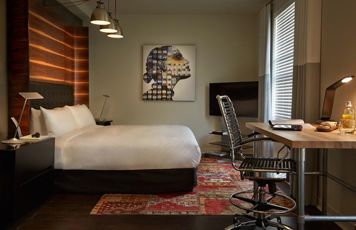 Hotel zetta by dawson design associates san francisco for Design hotel san francisco