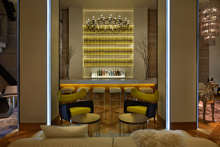 TOP 5 MUST GO HOTELS Hotel Zetta by Dawson Design Associates San Francisco