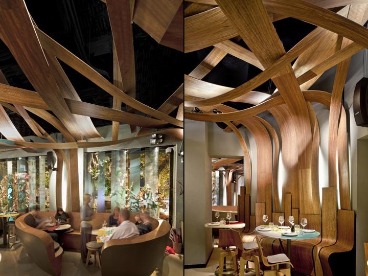 187 Ikibana Restaurant By El Equipo Creativo Barcelona