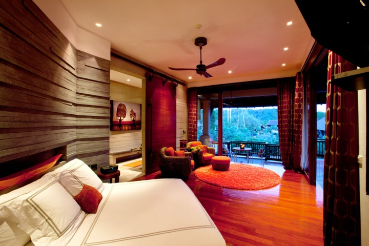 Indigo pearl hotel phuket thailand retail design blog for Design hotel phuket