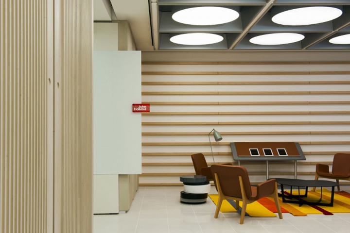 John Hollands office by futurespace Melbourne Retail Design Blog