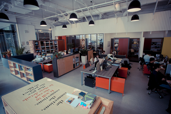Kyoob id s sustainable office singapore retail design blog for Commercial design companies