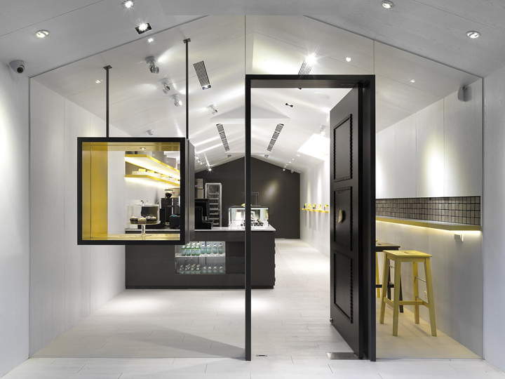 Pastry shop retail design blog for Jc interior ideas