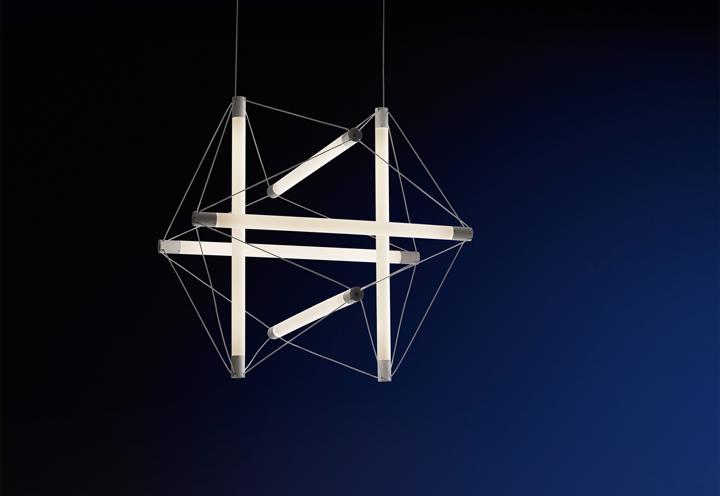 light structure lamp by ingo maurer retail design blog. Black Bedroom Furniture Sets. Home Design Ideas