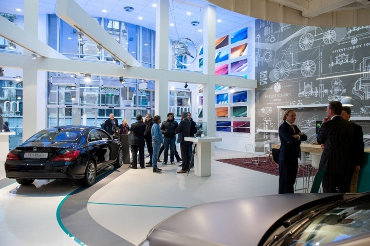 Billings Car Dealerships >> » POP-UP STORES! Mercedes-Benz pop-up store by Buro Loods ...