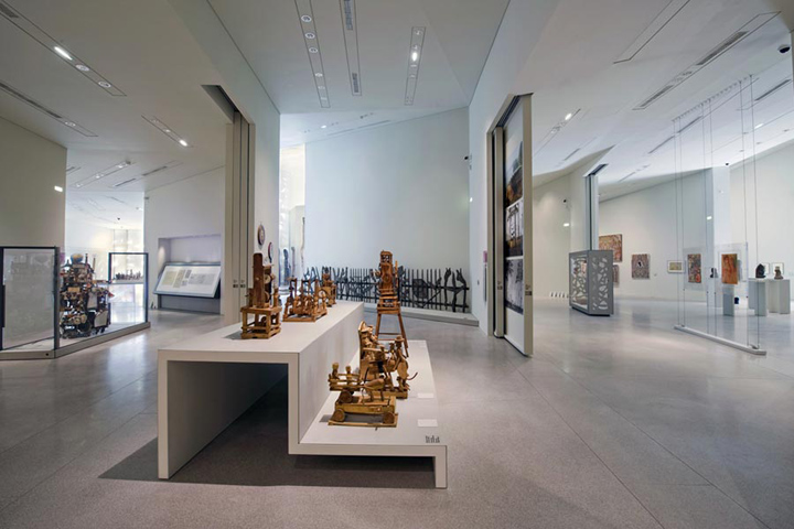 Modern Art Museum by Manuelle Gautrand Architecture, Lille – France ...