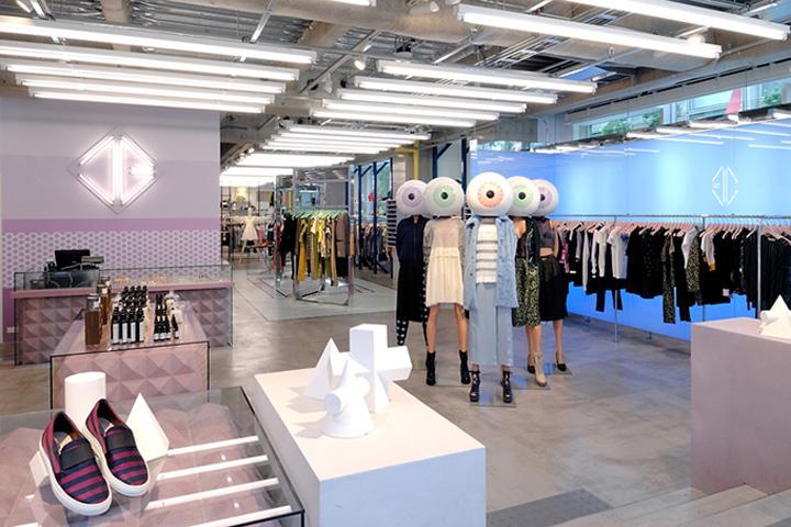 Opening Ceremony Flagship Store Tokyo U00bb Retail Design Blog