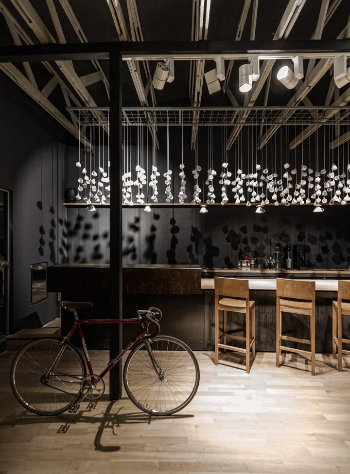 187 Origo Coffee Shop By Lama Arhitectura Bucharest Romania