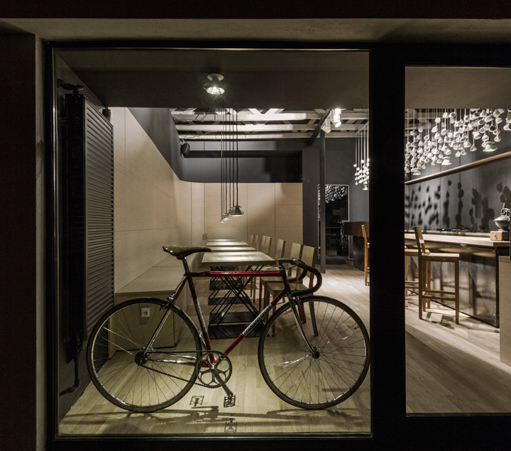 Origo Coffee Shop by Lama Arhitectura, Bucharest – Romania