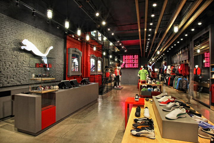 They also had another Puma store listed but they have all closed in Manhattan, the listed should be updated or removed. Puma City NY at the Seaport- June July 11 The setup by Puma 4/4(7).