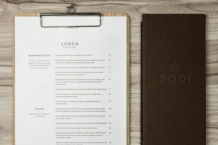 187 Podi The Food Orchard Branding By Bravo Company