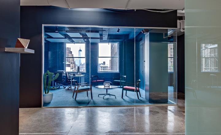 red bull new york office. The Red Bull New York Office F