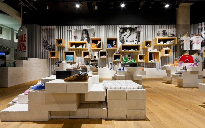 » SOUL Concept Shoe Store By A+D Design, Warsaw