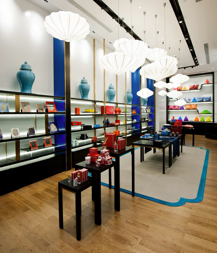 187 Shanghai Tang Pacific Place Flagship Store By Design Mvw