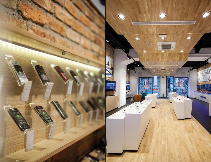 Smartphone Concept Store By Brigada 187 Retail Design Blog