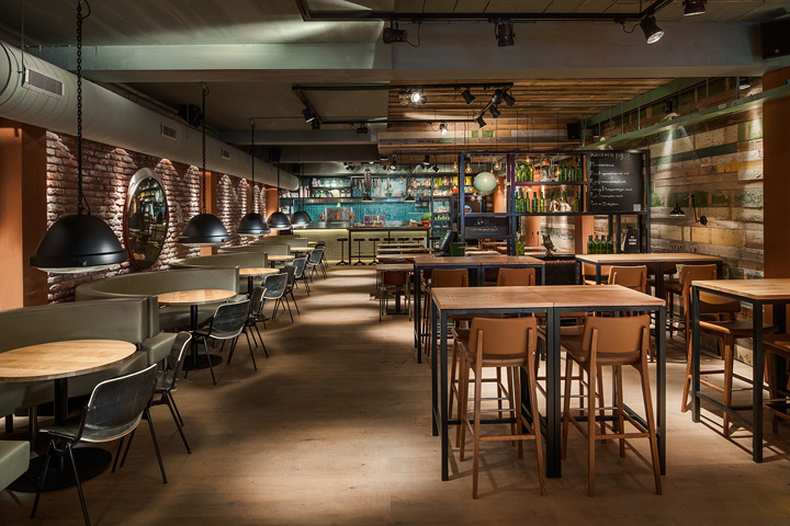 Stan Amp Co Restaurant By De Horeca Fabriek Utrecht
