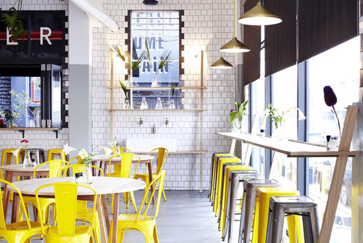Superette café Cape Town » Retail Design Blog